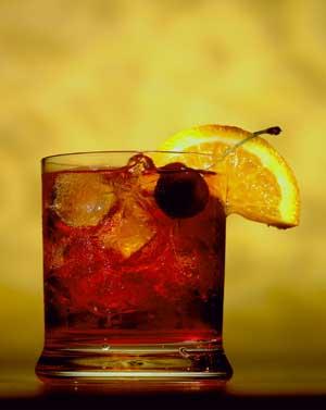 Американо.  Этот типично итальянский коктейль был назван в честь...